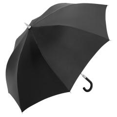 AC alu golf umbrella FARE®-Exklusive black