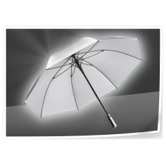 AC golf umbrella FARE®-Reflex reflex silver