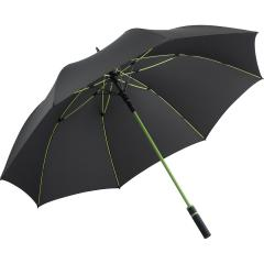 AC golf umbrella FARE®-Style anthracite-lime