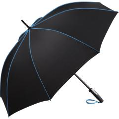 AC midsize umbrella FARE®-Seam black-blue