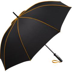 AC midsize umbrella FARE®-Seam black-orange