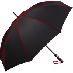 AC midsize umbrella FARE®-Seam black-red