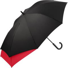 AC midsize umbrella FARE®-Stretch black-red