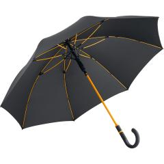 AC midsize umbrella FARE®-Style anthracite-orange
