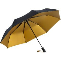 AC mini umbrella FARE®- Doubleface black/gold