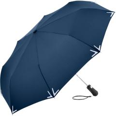 AC mini umbrella Safebrella® LED navy