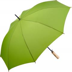 AC regular umbrella ÖkoBrella lime