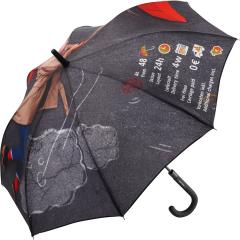 AC regular umbrella FARE®-Allover design