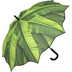 AC regular umbrella FARE®-Motiv leaves