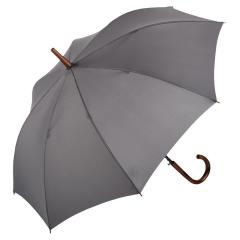 AC umbrella WETLOOK grey