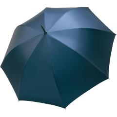 Alu midsize umbrella RainLite® Exclusive navy-metallic/black