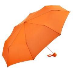 Alu mini umbrella orange