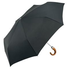 AOC midsize mini umbrella RainLite Classic black