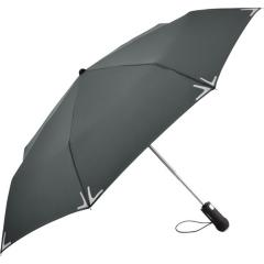 AOC mini umbrella Safebrella® LED grau