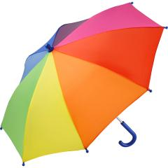 Children's umbrella FARE®-4-Kids rainbow