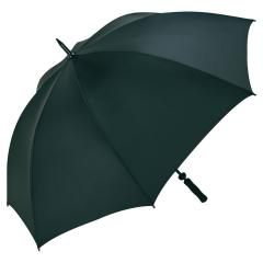 Fibreglass golf umbrella black