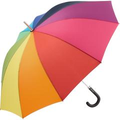 Midsize umbrella ALU light10 Colori rainbow