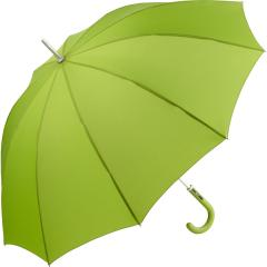 Midsize umbrella ALU-LIGHT10 lime