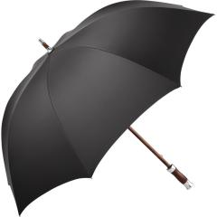 Midsize umbrella FARE®-Exklusiv 60th Edition dark grey-black