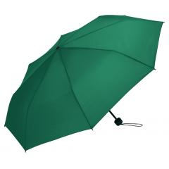 Mini topless umbrella green