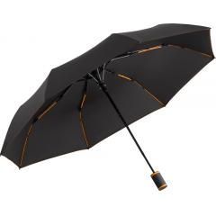 Mini umbrella FARE®-AC-Mini Style anthracite-orange