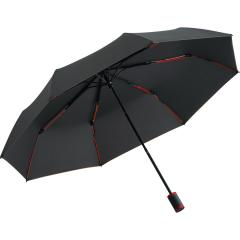 Mini umbrella FARE®-Mini Style anthracite-red