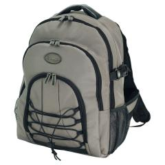 Travelmate business backpack taupe