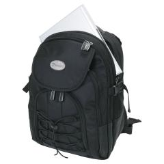Travelmate Business Notebook Rucksack schwarz